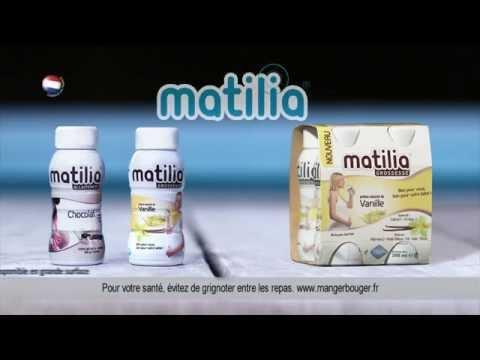 Vidéo Publicité Matilia