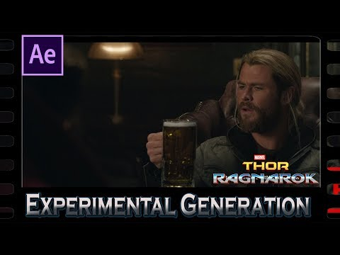 Doctor Strange Self-Refilling Glas Effect - Adobe After Effects Tutorial thumbnail