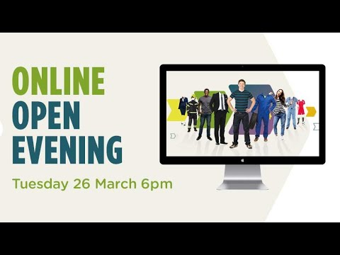 The Manchester College - Online Open Evening