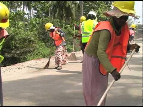 Sri Lanka: Roads to Development