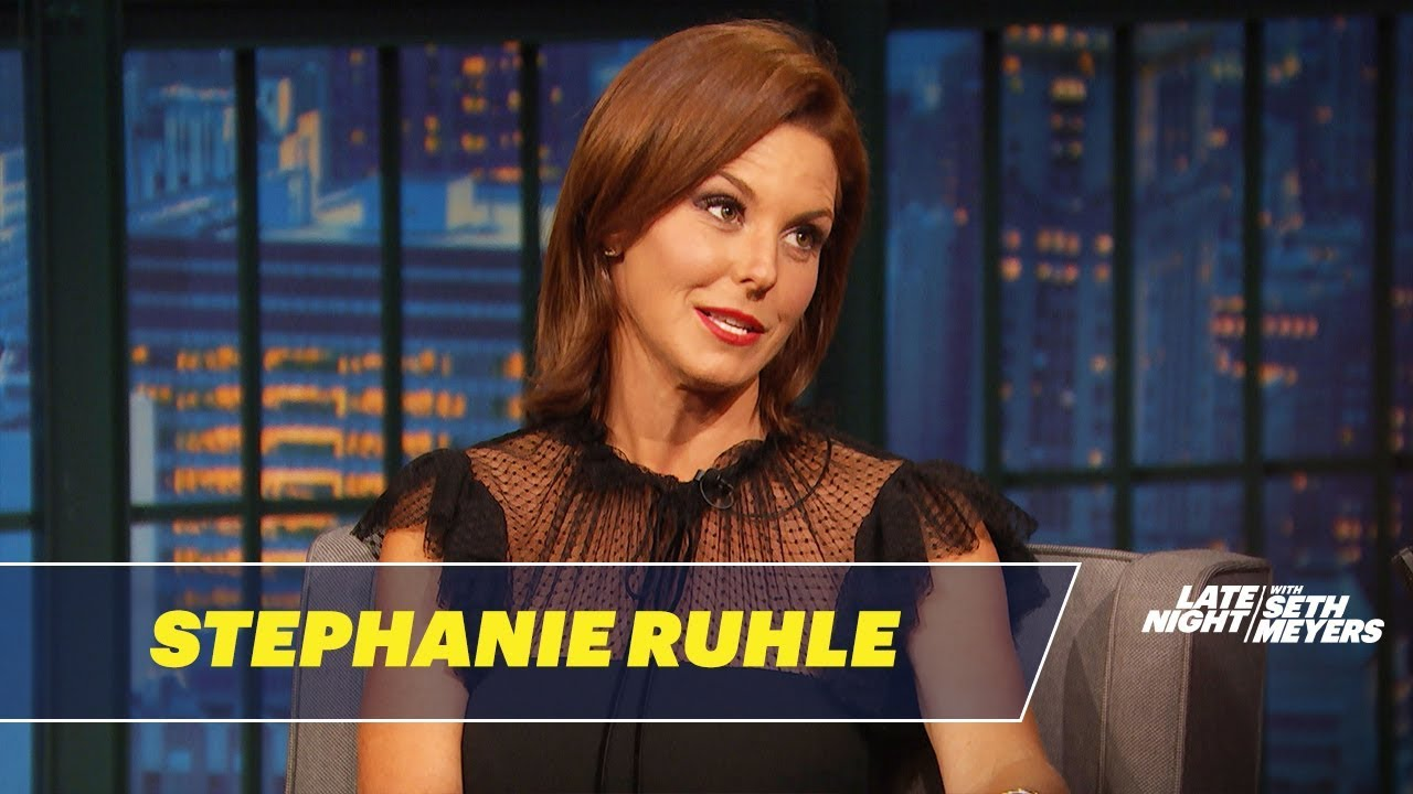 Stephanie Ruhle Nude Photos 26