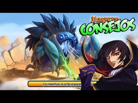Consejos, Estrategias y Malas Noticias para la Carrera del Titan - Monster Legends