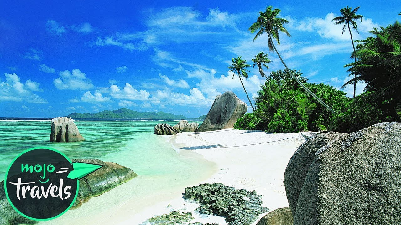Top 10 Beaches to Visit in Your Life