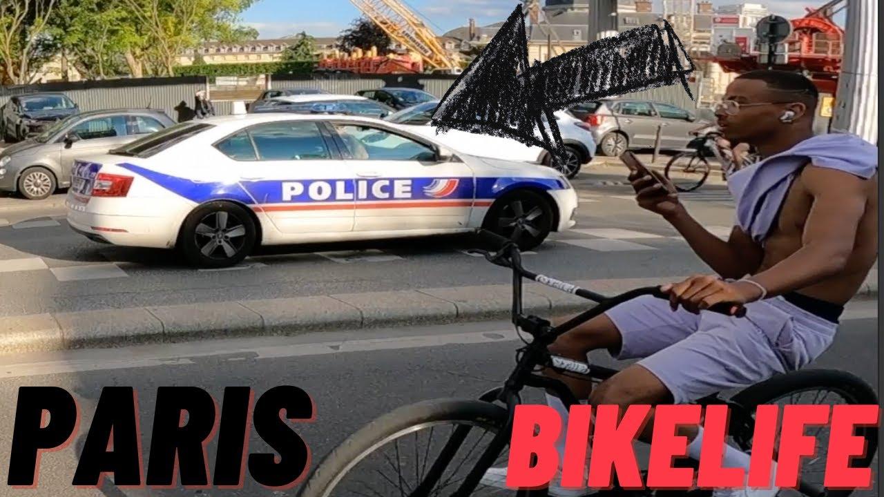 EXTREME WHEELING😈😱 PARIS BIKELIFE !!!