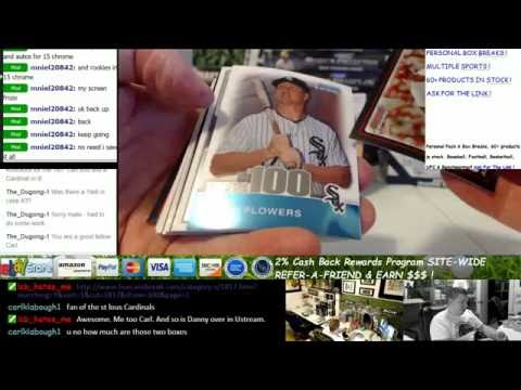 4 14 16 One Of The Most EPIC INSANE CRAZY Personal Box Breaks EVER ! BARRY BONDS BUYBACK Mitch N  Wa