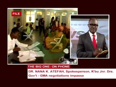 News@10 -The Big One - Discussing Gov't-GMA negotiations impasse - 5/8/2015