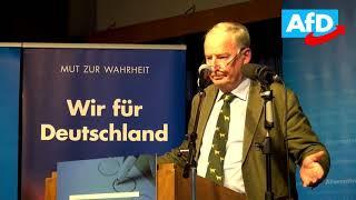 Alexander Gauland in Lindheim
