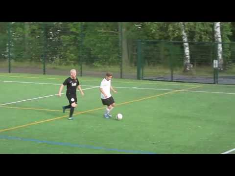 KY Sport (Turku) scoring their seventh against ÅCF (Turku) - 26 August 2018.
