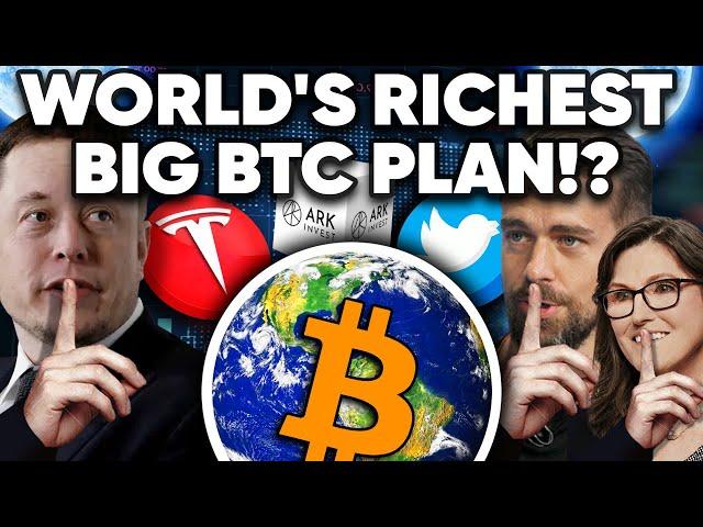 World's Richest Billionaires Have A BIG BITCOIN PLAN!!