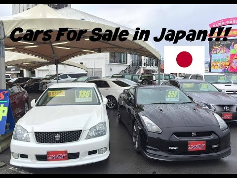 Cars For Sale in Japan Part 3