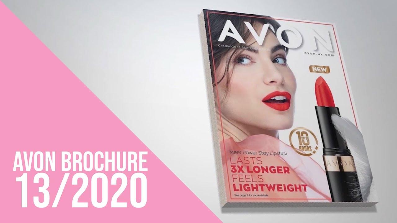 Avon Campaign 13 2020