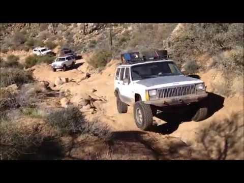 New River trail - Arizona 2017