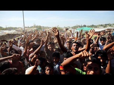 Рохинджа не хотят