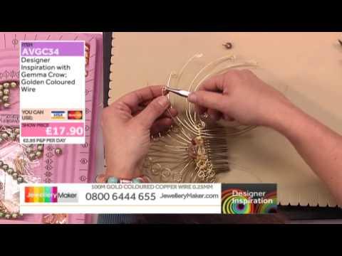 [How to make Wedding Jewellery] - JewelleryMaker DI 5/5/14