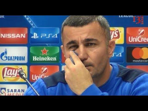 """""""Futbolçularımı bu qədər məyus görməmışdım, amma onlara dedim ki..."""" - Qurban Qurbanov dözmədi"""