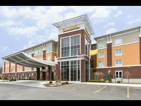 Cambria Hotel Suites Avon Cleveland Center Hotels Ohio