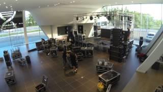 VSG-Sound - Открытие Ауди Центр Саратов