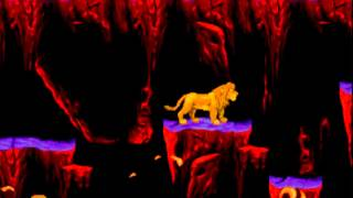 [Sega Genesis] - The Lion King - Level 10 - Pride Rock