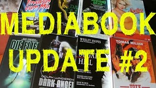 MEDIABOOK Update #2: Die Fliege // Das Omen // Töte Django // Dark Angel // Night of the living Dead