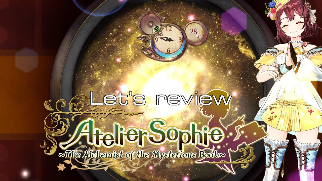 let s review atelier sophie the alchemist of the mysterious let s review atelier sophie the alchemist of the mysterious book
