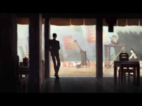 Le ruban - 红发带 - Animation Short Film 2009 - GOBELINS