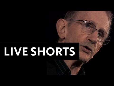 Philip Levine reads Federico Garcia Lorca | LIVE from the NYPL