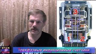 Індукційний електролічильник