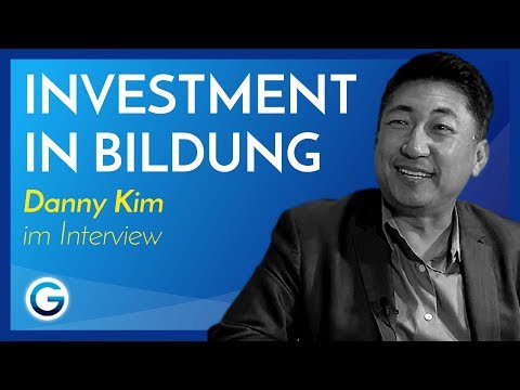 Revolution: So sieht die Bildung der Zukunft aus // Danny Kim im Interview