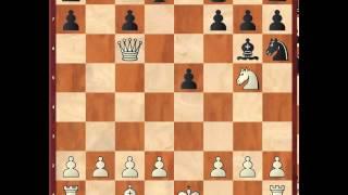Шахматы. Ловушки в дебюте 1. Kс3