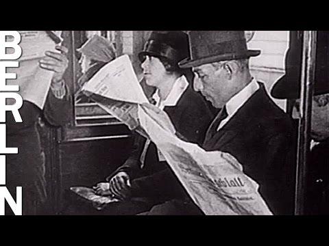 Berliner S-Bahn - die ersten Filmaufnahmen 1900-1927
