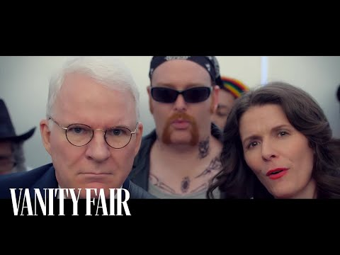 Exclusive: Steve Martin and Edie Brickell in