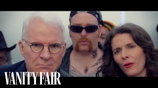 "Exclusive: Steve Martin and Edie Brickell in ""Won"