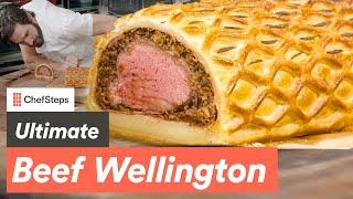 Make the Tastiest Pastry-Wrapped Beef Tenderloin Roast: ChefSteps Beef Wellington