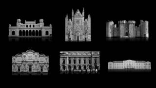 Video Mapping Loops - Architecture Projection 3D Mapping