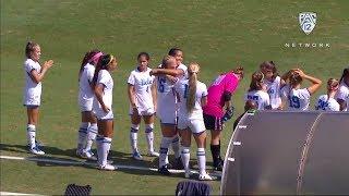 Inside Look at UCLA Women's Soccer