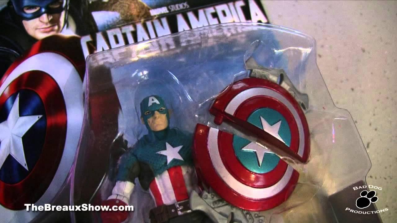 The Avengers. broken heroes 23