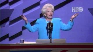 All About Ann: Governor Richards of the Lone Star State Clip #1 (HBO Documentary Films)