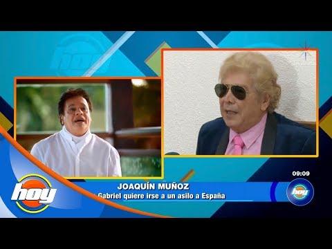 Joaquín Muñoz se retracta y asegura que Juan Gabriel sigue vivo | Hoy