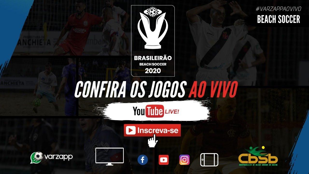 2º RODADA - BRASILEIRÃO 2020 DE BEACH SOCCER