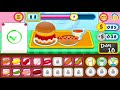 Best Games for Kids - Burger Shop Fast Food #9 -11