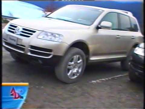 TEST VW TOUAREG V6 2005. AUTO AL DÍA.