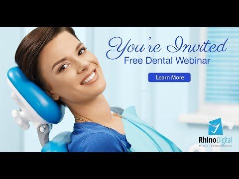 Dental Webinar March 24, 2017