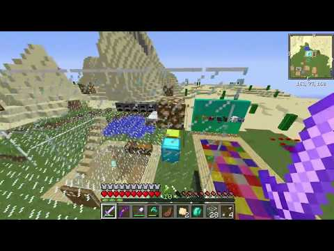 Sezon 8 Minecraft Modlu Survival Bölüm 20 - Güzel Sistem thumbnail