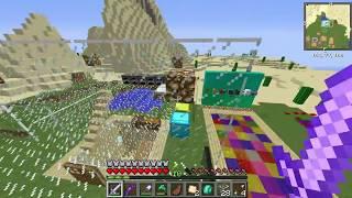 Sezon 8 Minecraft Modlu Survival Bölüm 20 - Güzel Sistem