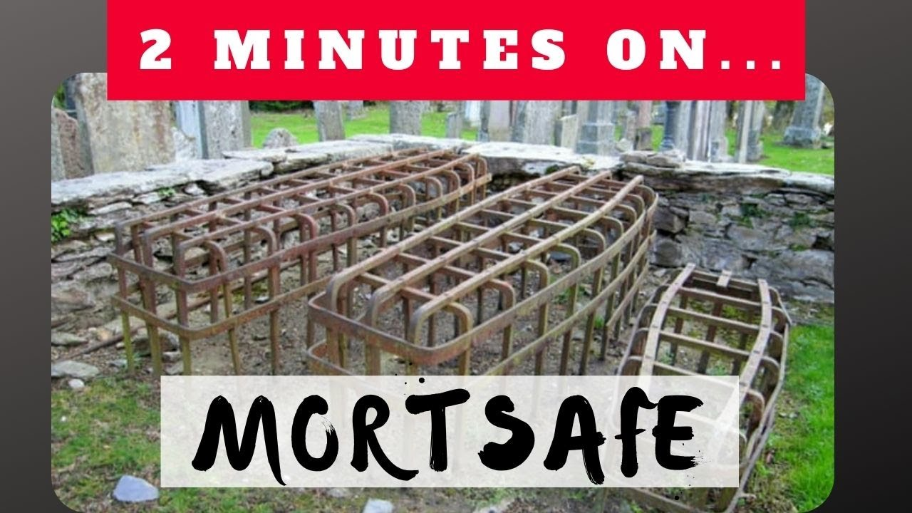 What is a Mortsafe? - Just Give Me 2 Minutes