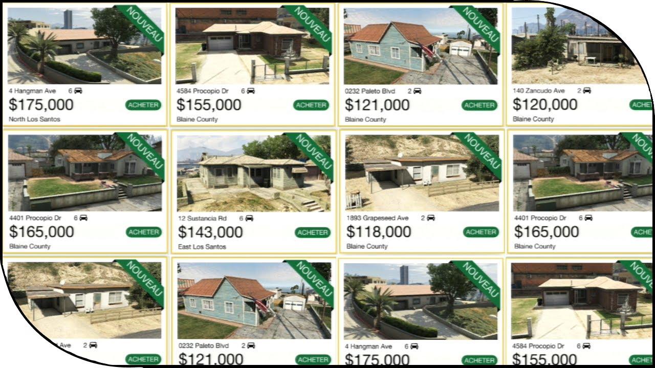 Info les villas sont arrivees maison et pavillon for Achat nouvelle maison