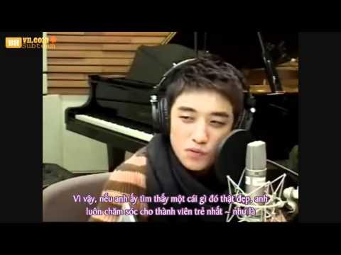 [BBVN][Vietsub] GD & SR - G-Dragon calls in Seung Ri (Radio).avi