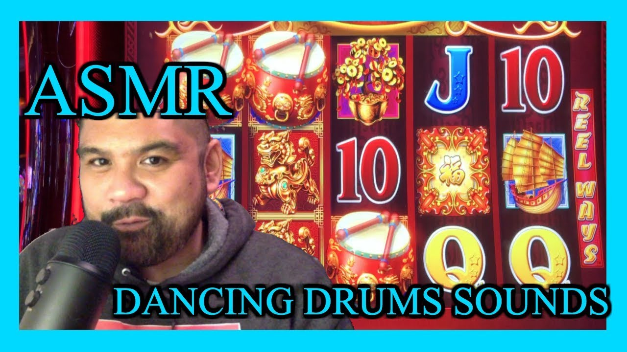 Asmr Slot Machine Sounds On Mystery Bonus Wins The