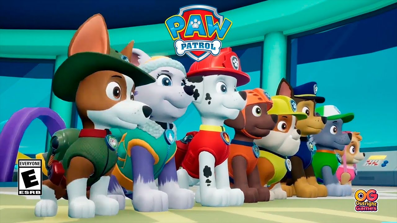 3fac334f PAW Patrol On A Roll Official Trailer (US) - YouTube