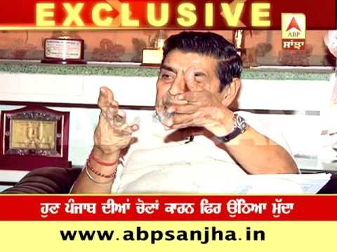 Exclusive: Jagdish Tytler wants to give clarification on '84 issue in front of Sri Akal Takhat Sahib